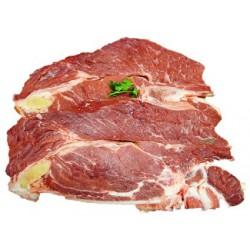 Collier de bœuf avec os
