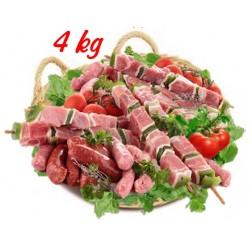 Colis Barbecue Standard (4kg)