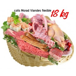 Colis Morad-Viandes Flexible