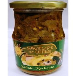 Salade Mechouia douce